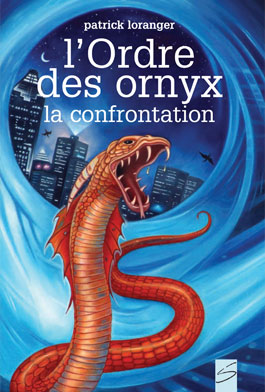 Couverture du tome «La Confrontation»